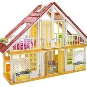 80s Barbie Dream House