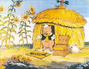 straw-house-three-little-pigs